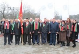 Делегация Чаусского района на областном празднике «Дожинки-2019»